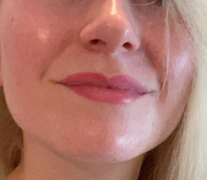 Lippen Pigmentierung Permanent Make Up Vorher Nachher